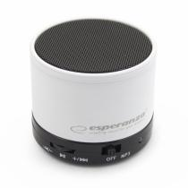 Esperanza Ritmo Bluetooth Speaker White