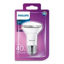 Philips LED reflector 2.7-40W E27 827 230V R63 36D ND