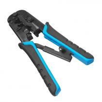 WP Crimping Tool for RJ11, RJ12 and RJ45 with Ratchet