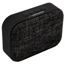 Esperanza Samba Bluetooth speaker Black