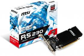 Msi R5 230 1GD3H LP